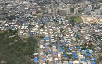 PACE and Puerto Rico for hurricane recovery